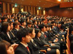 入学式は最初の授業!