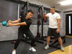 ゴルフのスウィングに必要な筋力のトレーニング