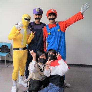 マリオの世界へレッツゴー!