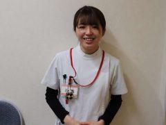 柔道整復師学科の卒業生 川田先生