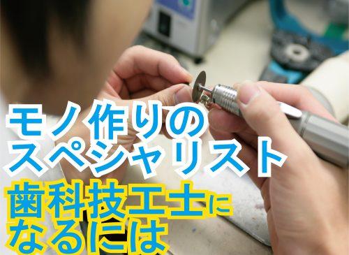 歯科技工士になるには